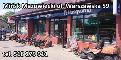 Husqvarna Jura | Mińsk Mazowiecki
